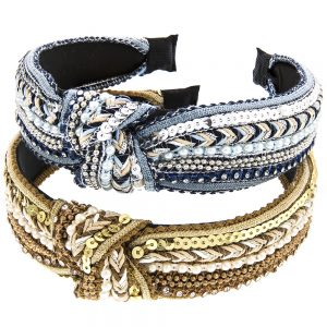 Gypsy Knotted Hair Bands