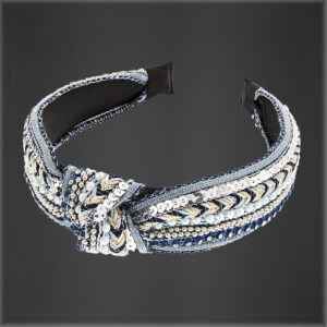 Gypsy Hair Band Blue